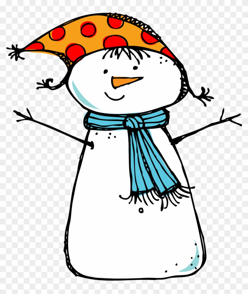 Snowman Clipart Chubby Finger Play Stories Free Transparent Png Clipart Images Download