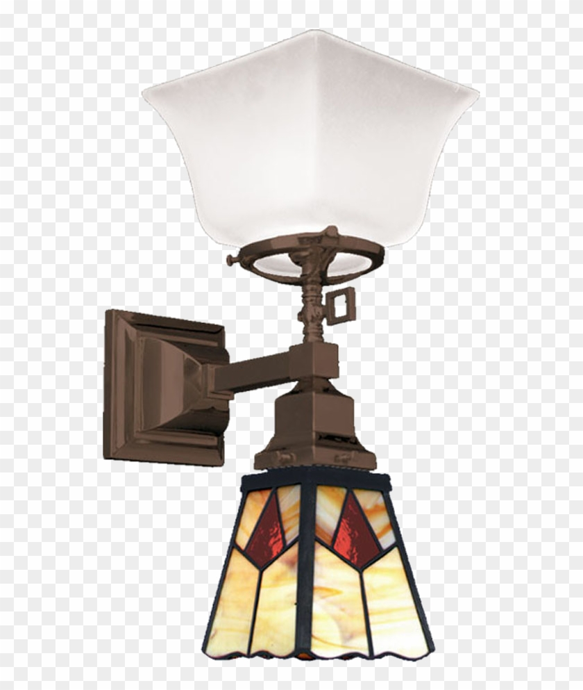 Ceiling Lights Arts Crafts Craftsman Mission Wall Arts And Crafts Gas Lamp Free Transparent Png Clipart Images Download