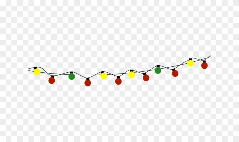 String Christmas Lights Clip Art Image Size 960 X 480