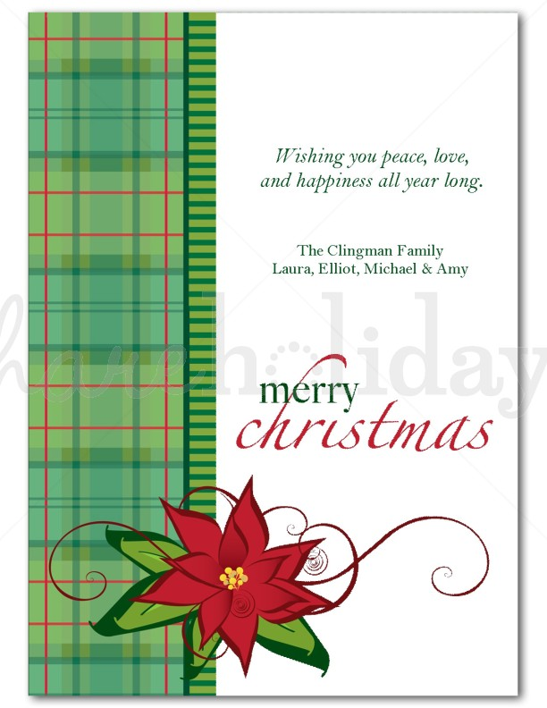 Sample Christmas Card Pictures ~ All Ideas About Christmas and Happy