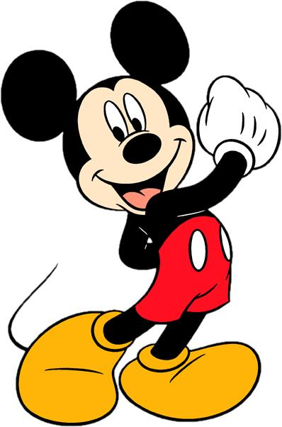Mickey Mouse Border Clip Art - Cliparts