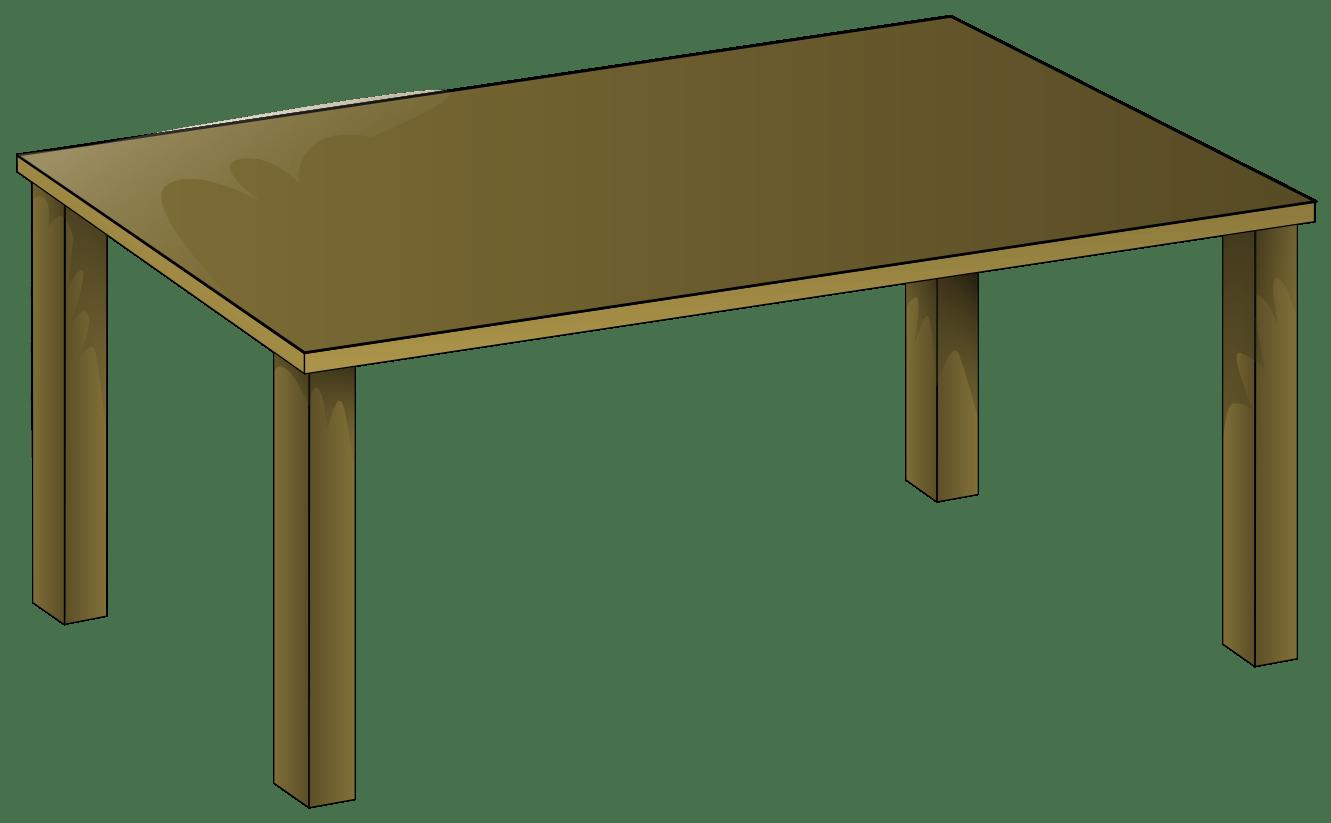 Kitchen Table Clip Art