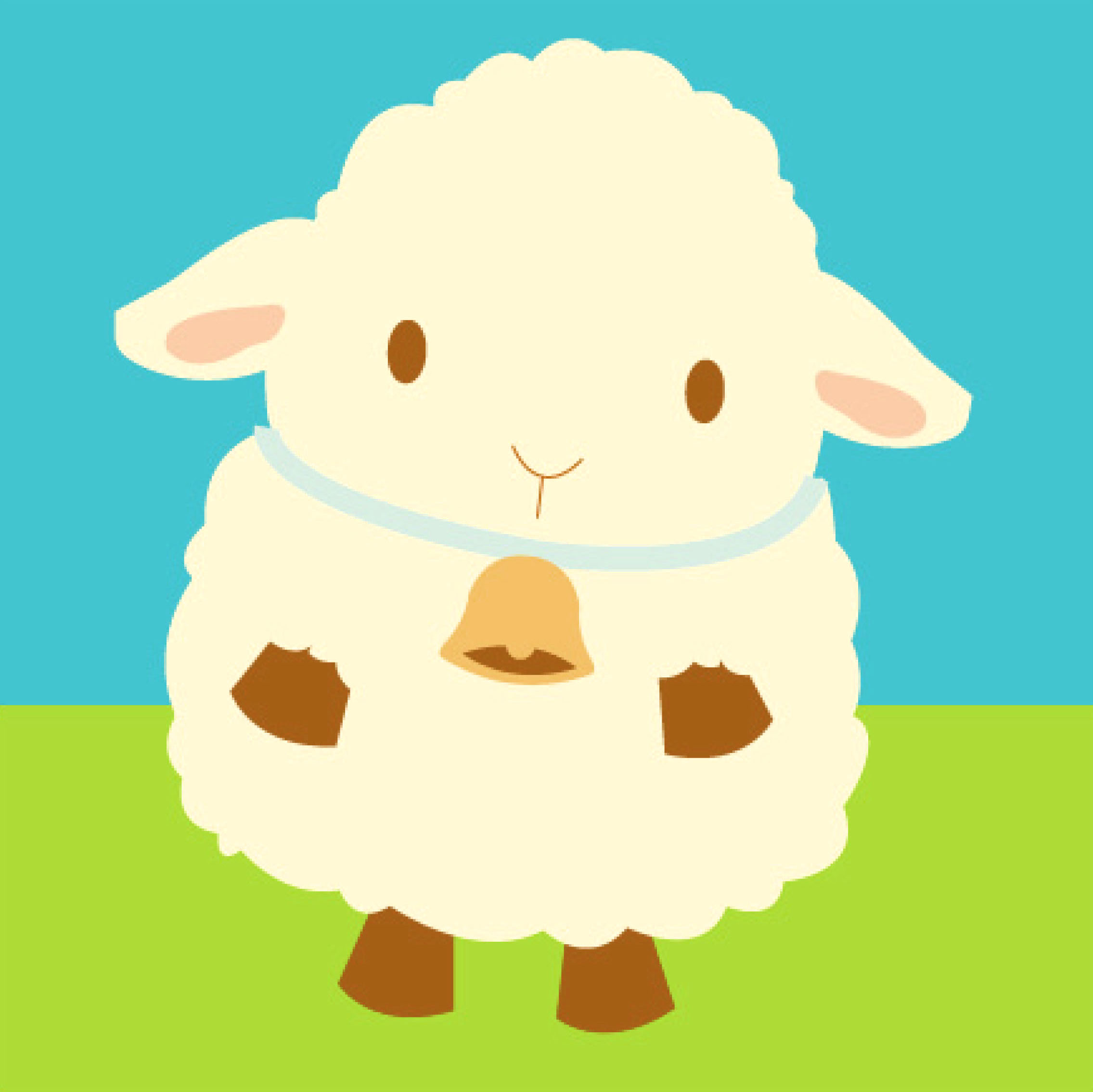 Baby Lamb Drawing Baby Lamb Clipart Cliparts Co