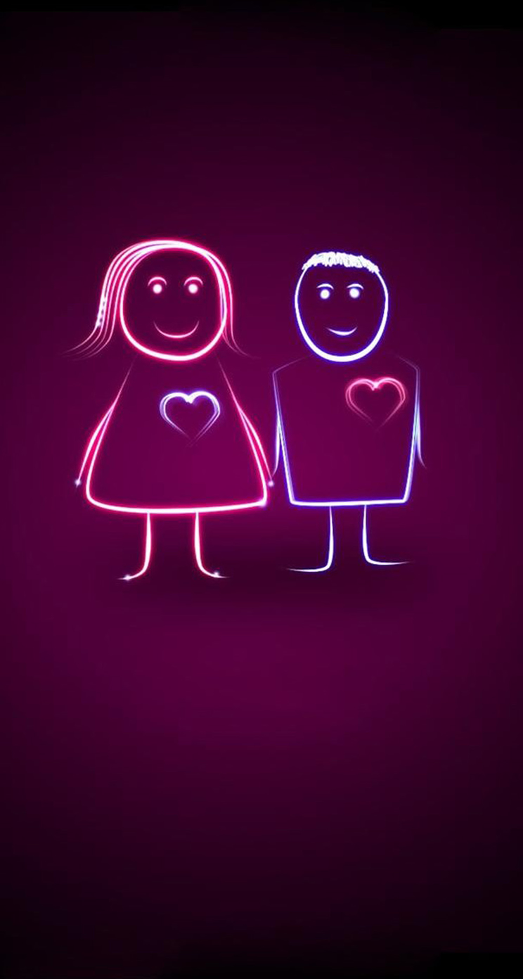 Cute couple wallpaper for iphone cliparts co