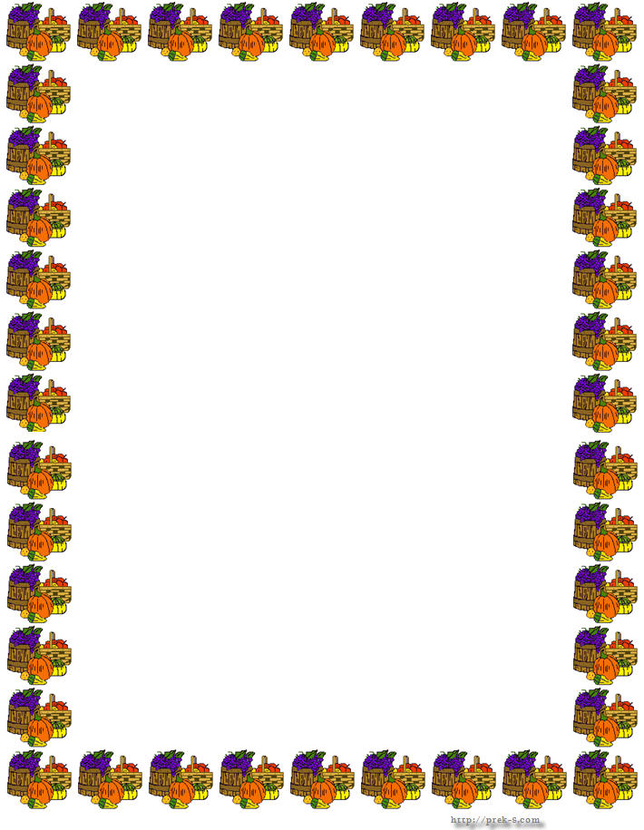 Thanksgiving Holiday Borders For Word Documents - lektoninfo - holiday borders for word documents free