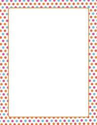 Paper Border - Cliparts.co