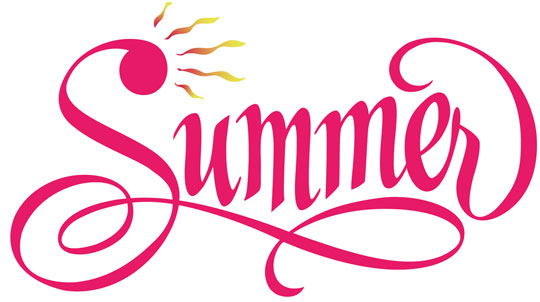 Summer Fun Clip Art Free - Cliparts
