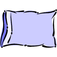 Pillow 5 clipart, cliparts of Pillow 5 free download (wmf ...