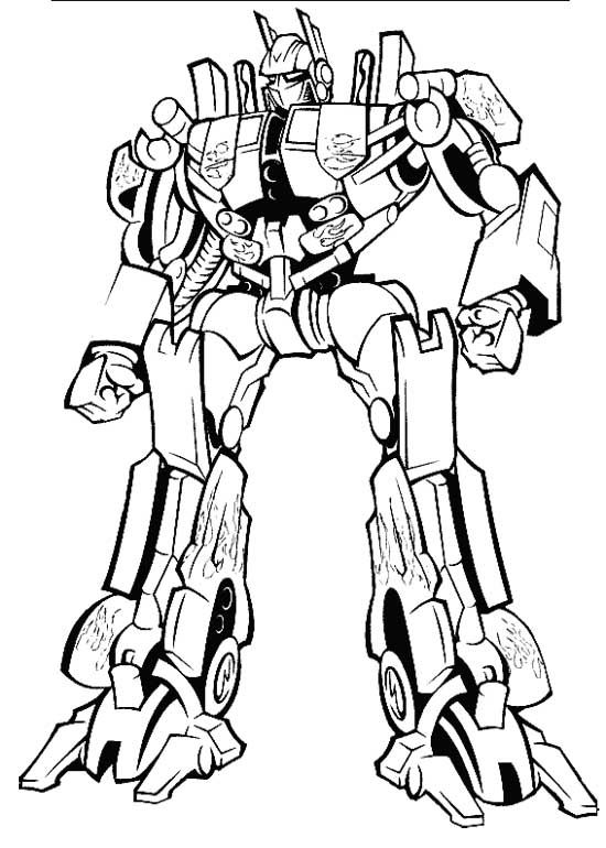 Transformers bumblebee transformer coloring pages printable clipart