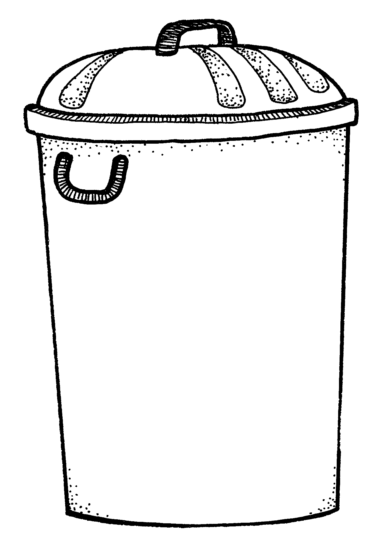 Daumen Runter Clipart Dustbin Clipart Black And White 9 Clipart Station