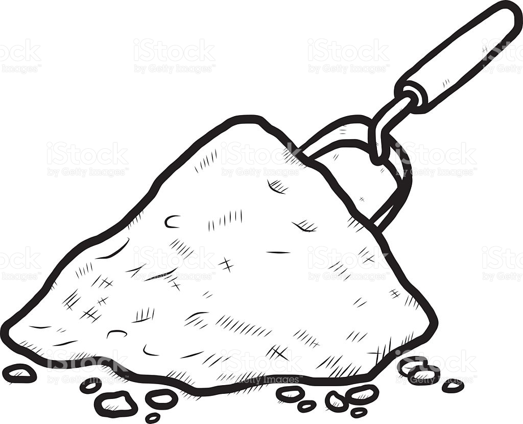 Soil Clipart Black And White 5 Clipart Station