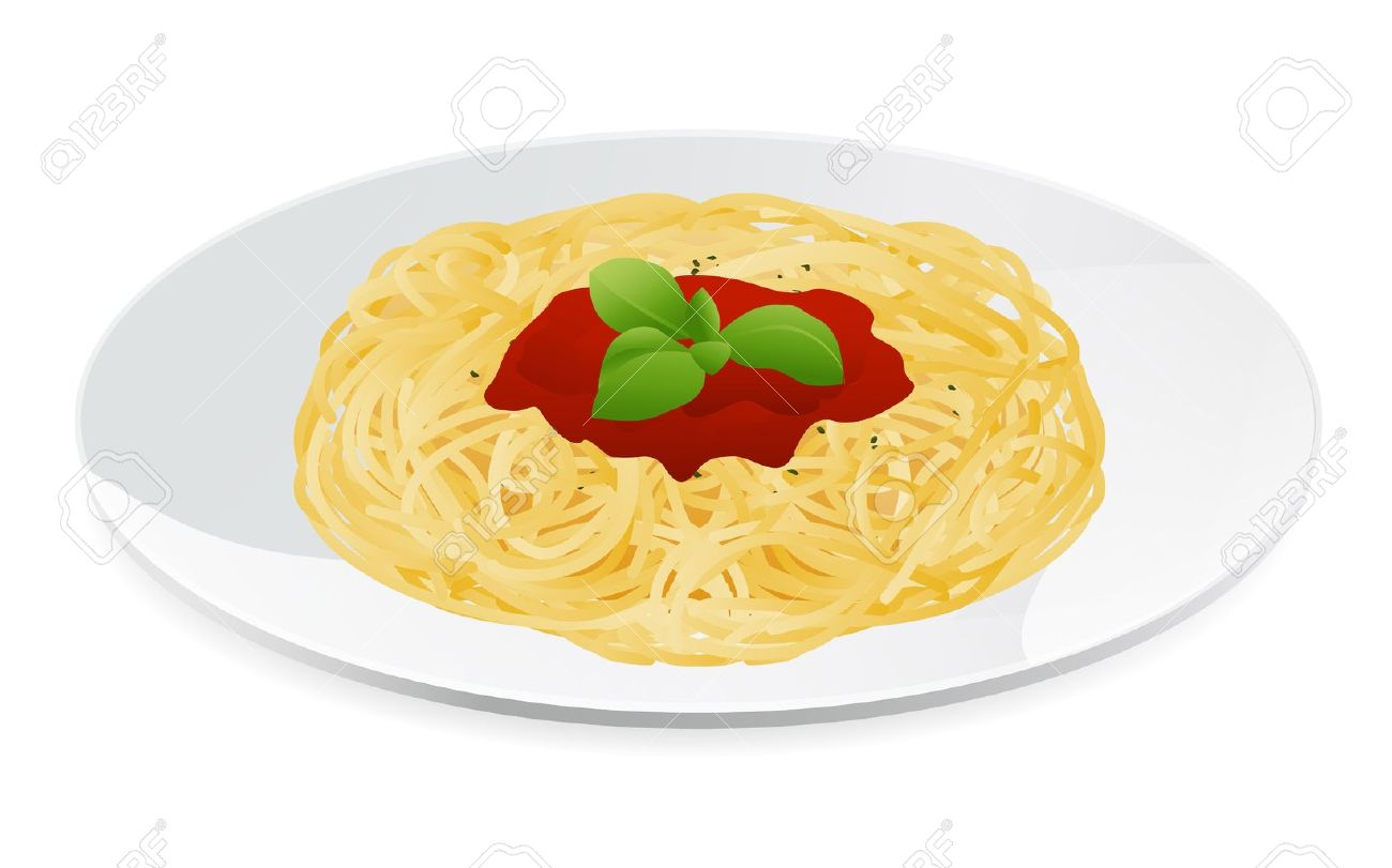 Sonnenliege Clipart Spaghetti Bolognese Clipart Clipart Station