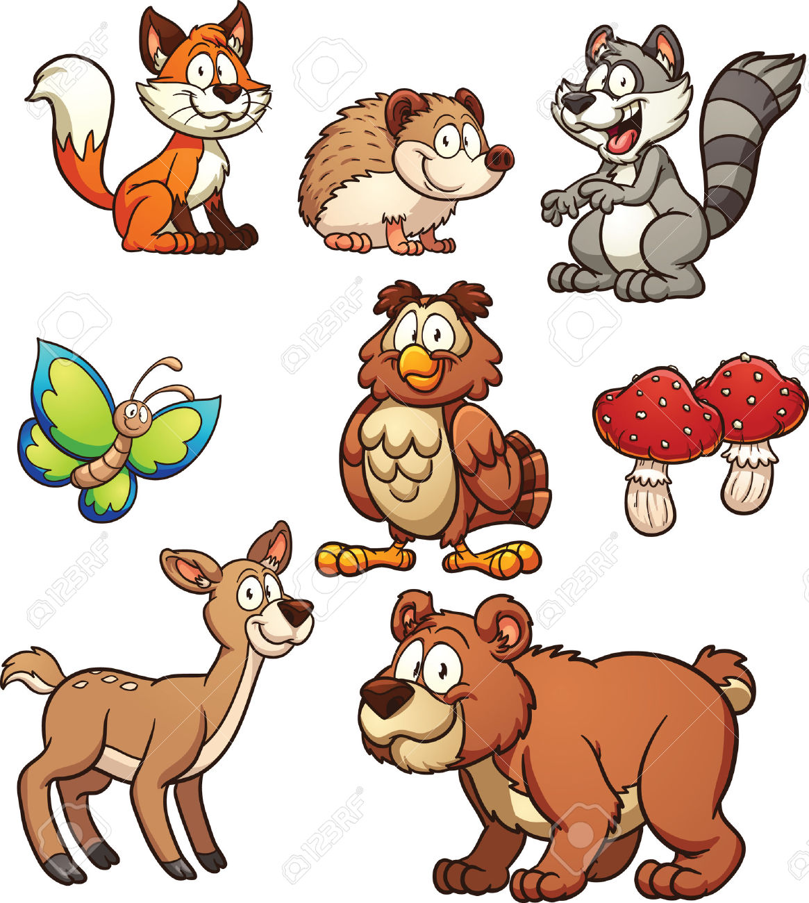Clipart Tiere Kostenlos Tiere Clipart 1 Clipart Station