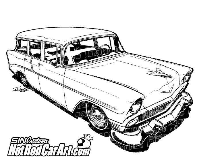 1963 chevy nova pro touring