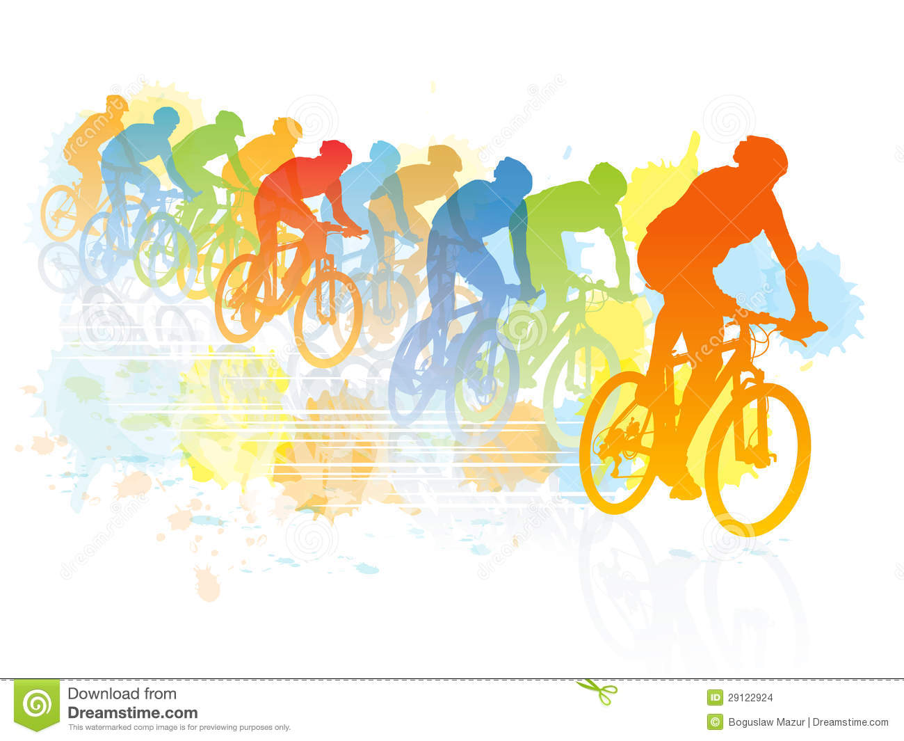 Racing Bicycle Clipart Cycling Races Clipart Clipground