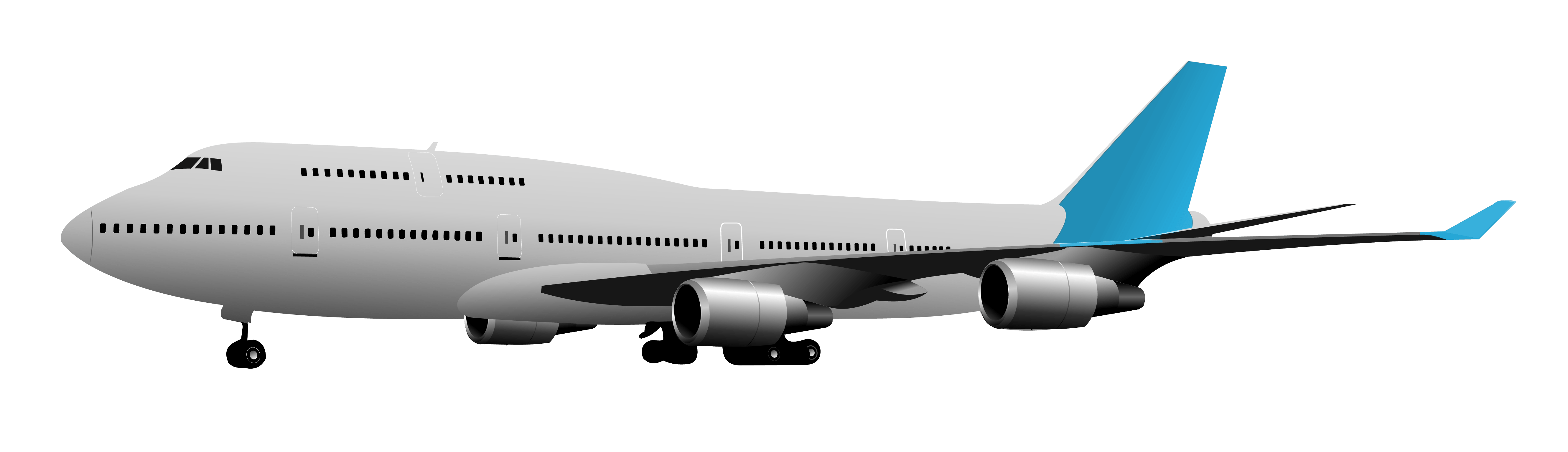 Boeing Airplane Boeing Airplane Clipart Clipground