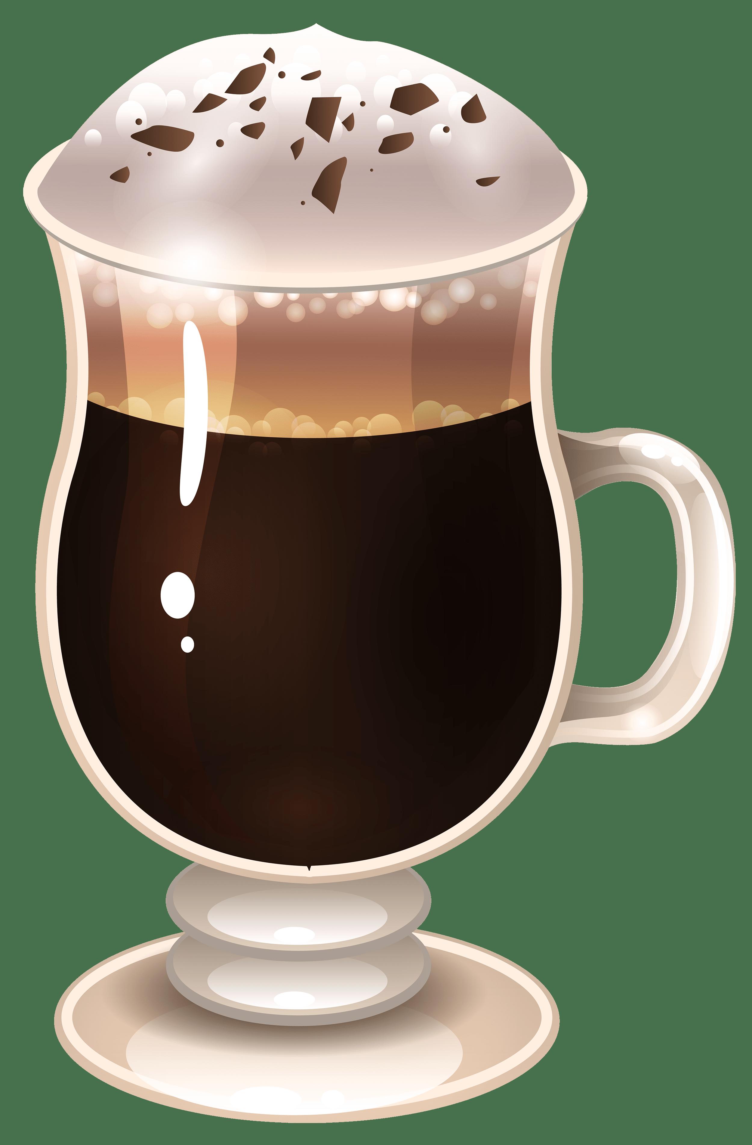 Cute Coffee Mug Wallpaper Cafe Latte Clipart Clipground