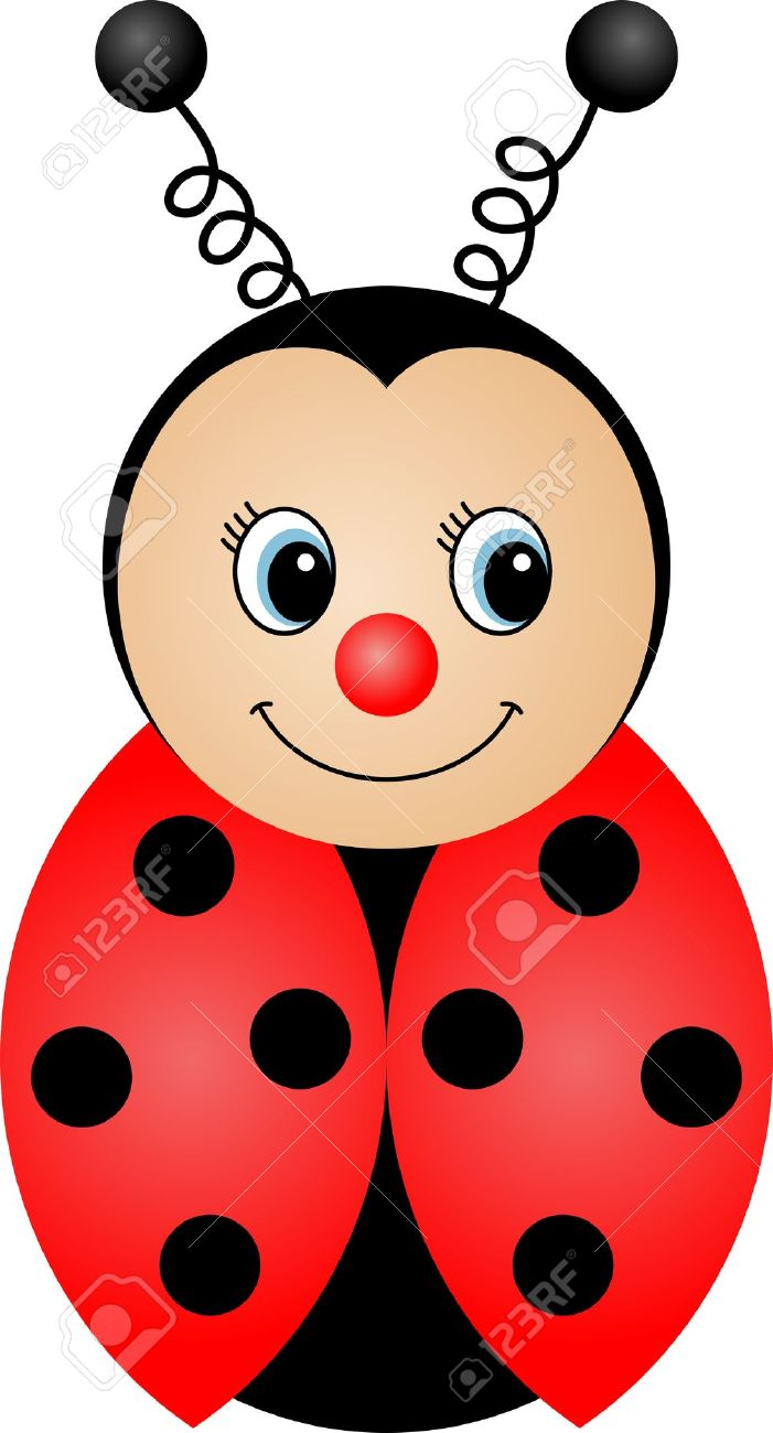 Sweet Girl Wallpaper Download Free Cartoon Ladybug Clipart Clipground