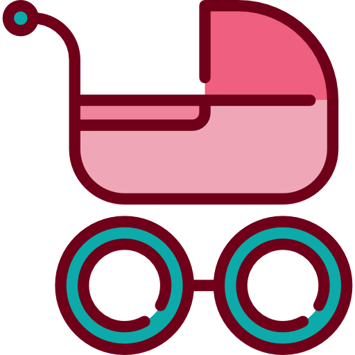 Toy Pram Walker Children 39;s Push Chair Clipart Clipground