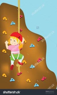 Climbing area clipart - Clipground