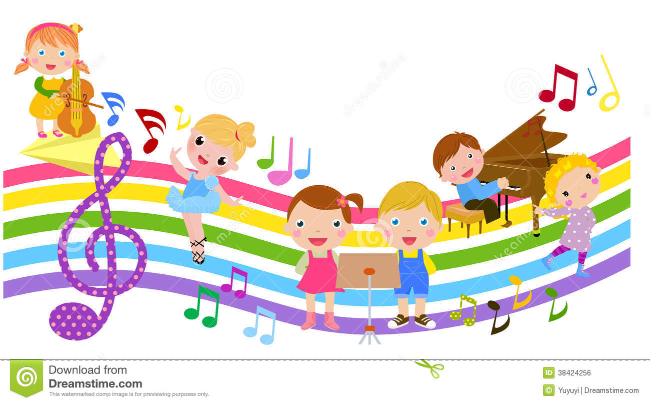 Kinder Cliparts Clipart Musik Kinder 20 Free Cliparts Download Images On