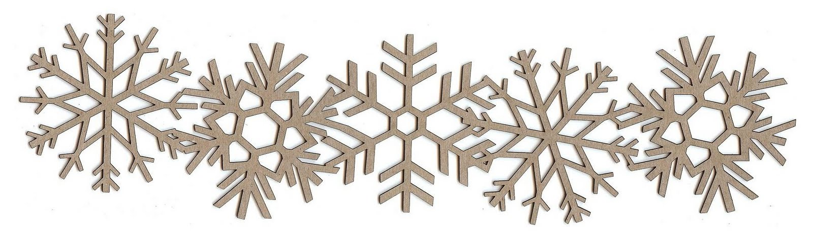 snowflake clipart border - Clipground - snowflake borders for word