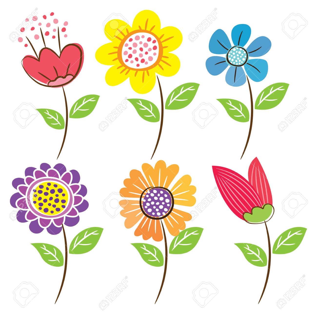 Dandelion Flower Clip Royalty Free Auto Electrical Wiring Diagram Clifford Alarms B134718b Doodle Clipart