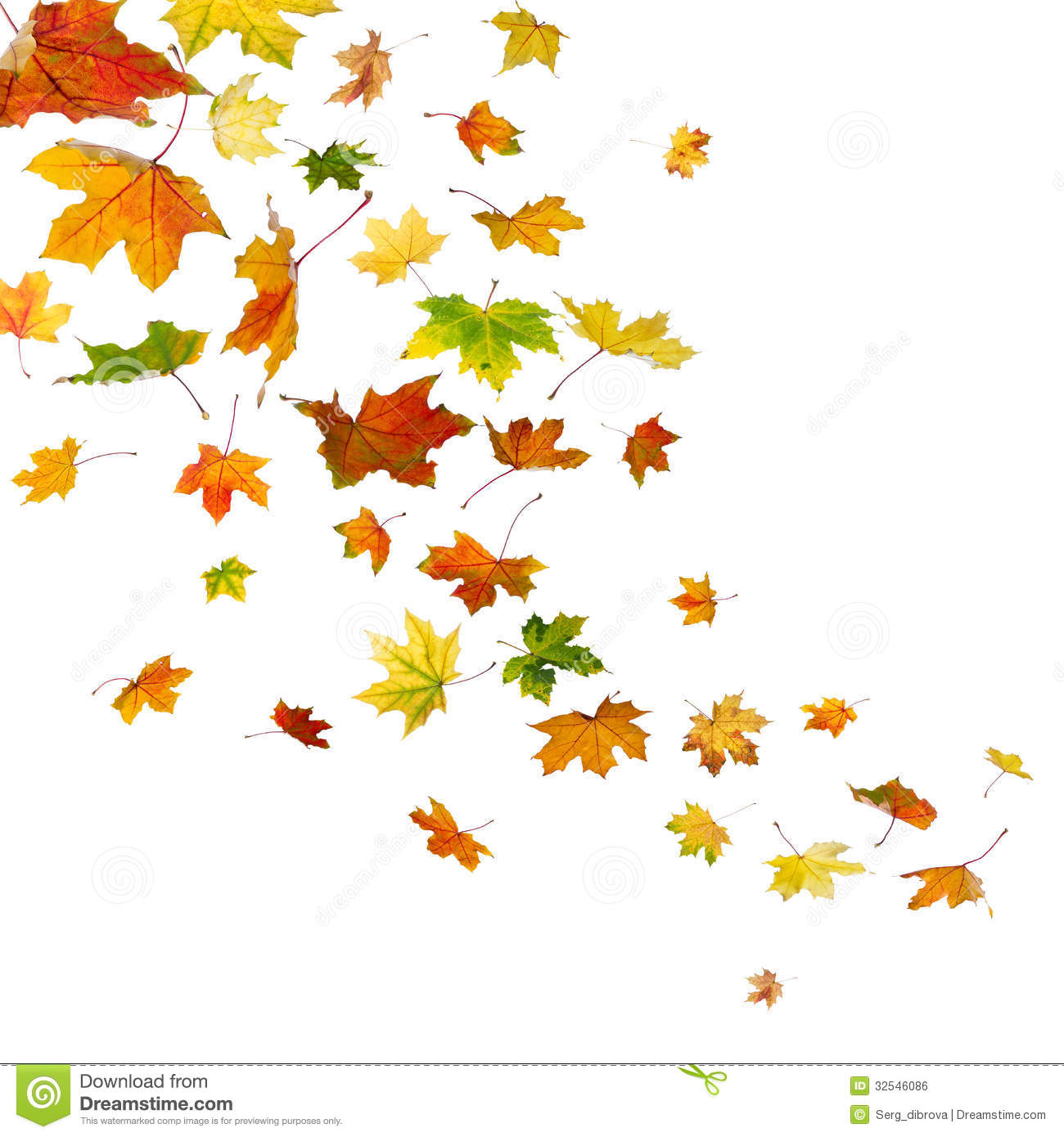 Falling Leaves Animated Wallpaper Fallen Leaves Clipart Clipground