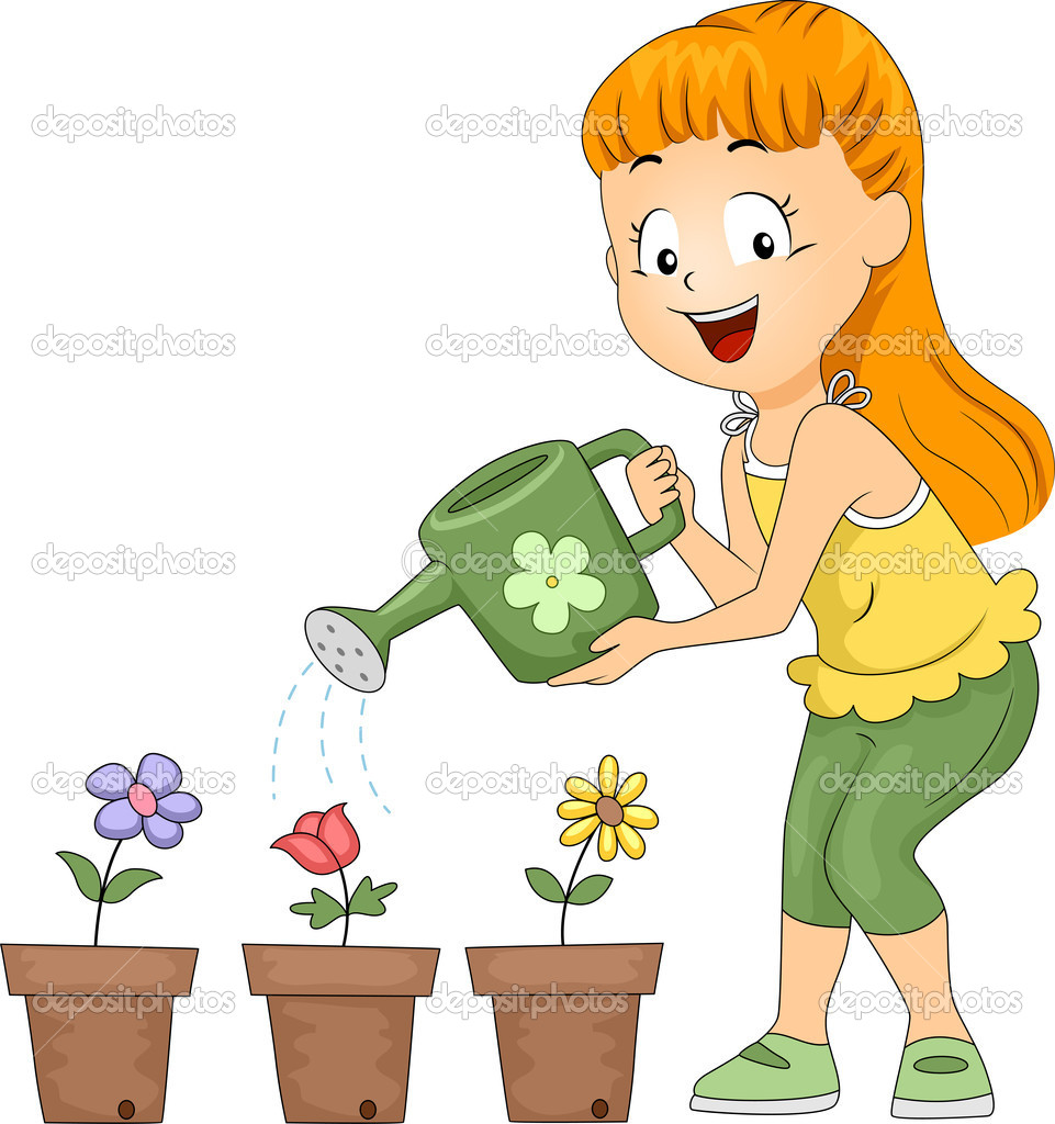 Blumen Gießen Giesseln Clipart 20 Free Cliparts | Download Images On