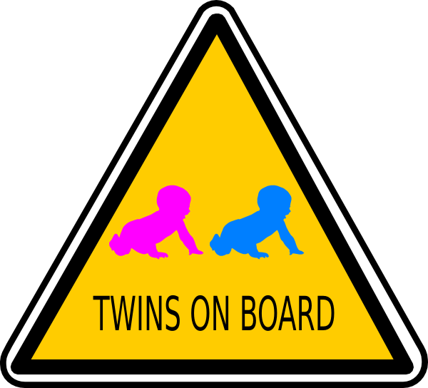 Cute Twin Baby Boy And Girl Wallpapers Free Baby Twins Clipart Clipground