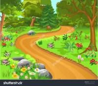 Garden path clipart - Clipground