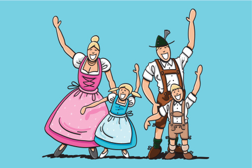 Images Stock Rubbish German Family Clipart Clipground