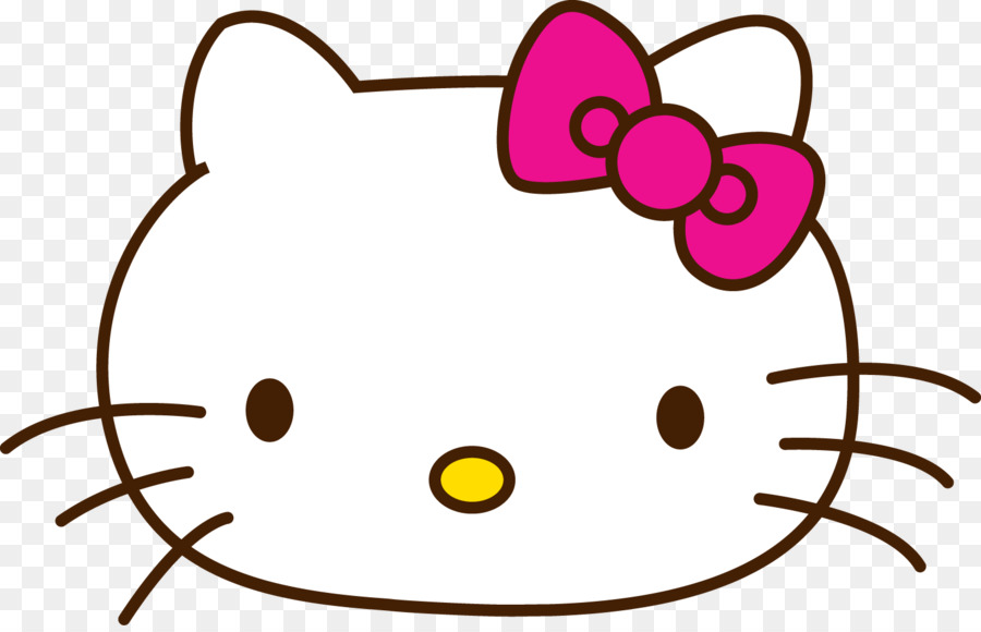Hello Kitty Küchenmaschine Hello Kitty Head Png 10 Free Cliparts | Download Images On ...