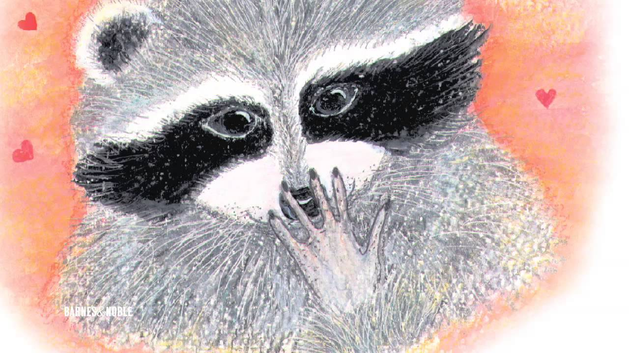 Chester Raccoon Coloring Page - Eskayalitim