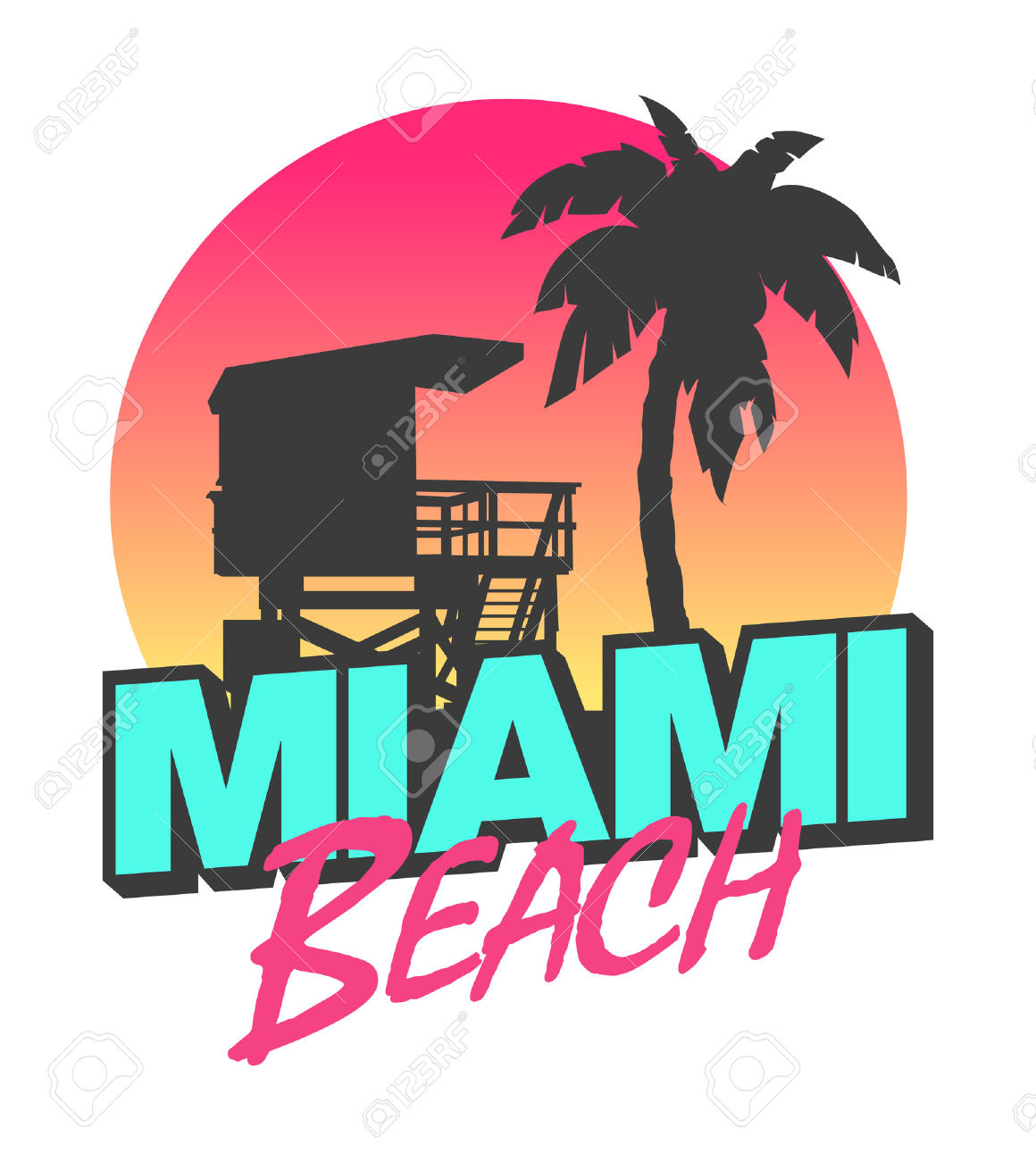 Girl Tshirts Hd Wallpaper Miami Clipart Clipground