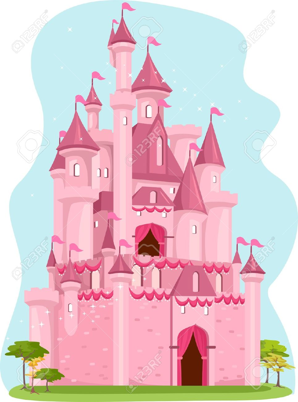 Prinzessin Sofia Schloss Noble Castle Clipart 20 Free Cliparts | Download Images On