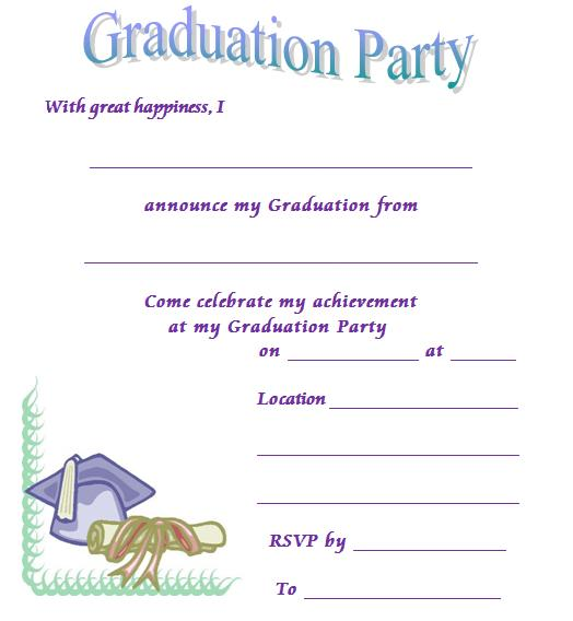 free invitation clipart - Towerssconstruction