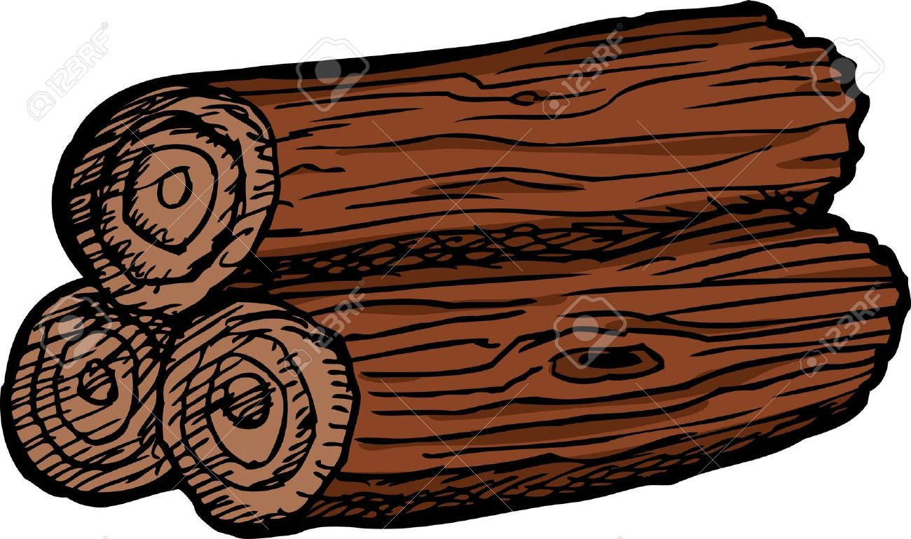 Wooden Pictures Pile Of Wood Clipart Clipground