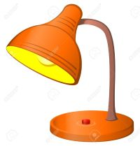 Reading lamp clipart - Clipground