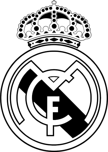 Real Madrid D Real Madrid Clipart Clipground