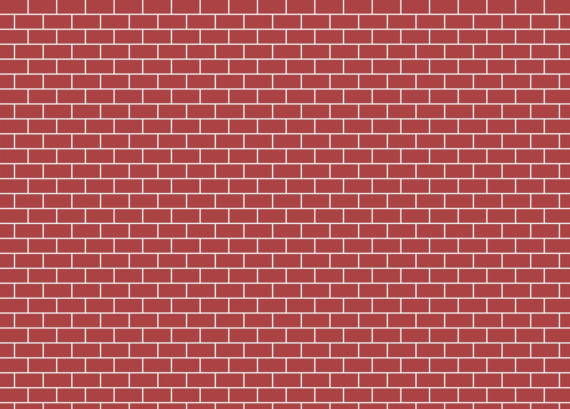 Gambar Wallpaper Dinding 3d Red Brick Wall Clipart Clipground
