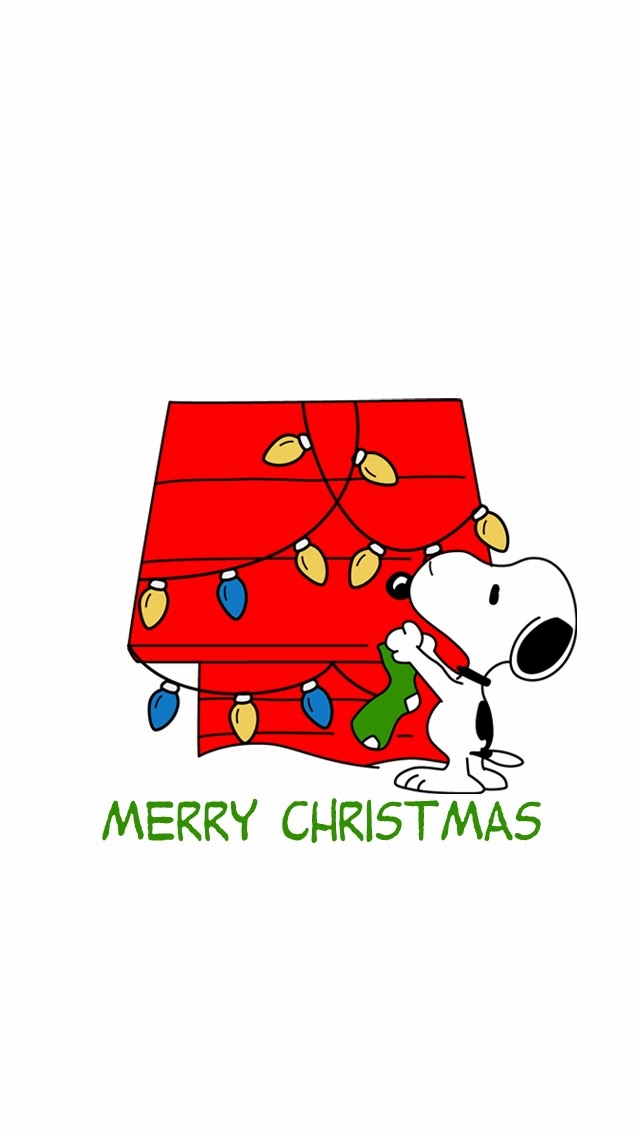Cute Snoopy Wallpaper Iphone Snoopy Christmas Clip Art Free Clipground