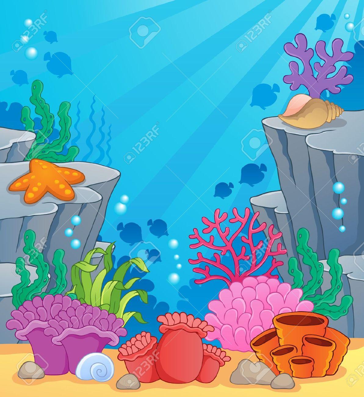 Animated Wallpaper Fish Aquarium Underwater Ocean Clipart Clipground