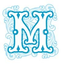 vintage letter m clipart - Clipground