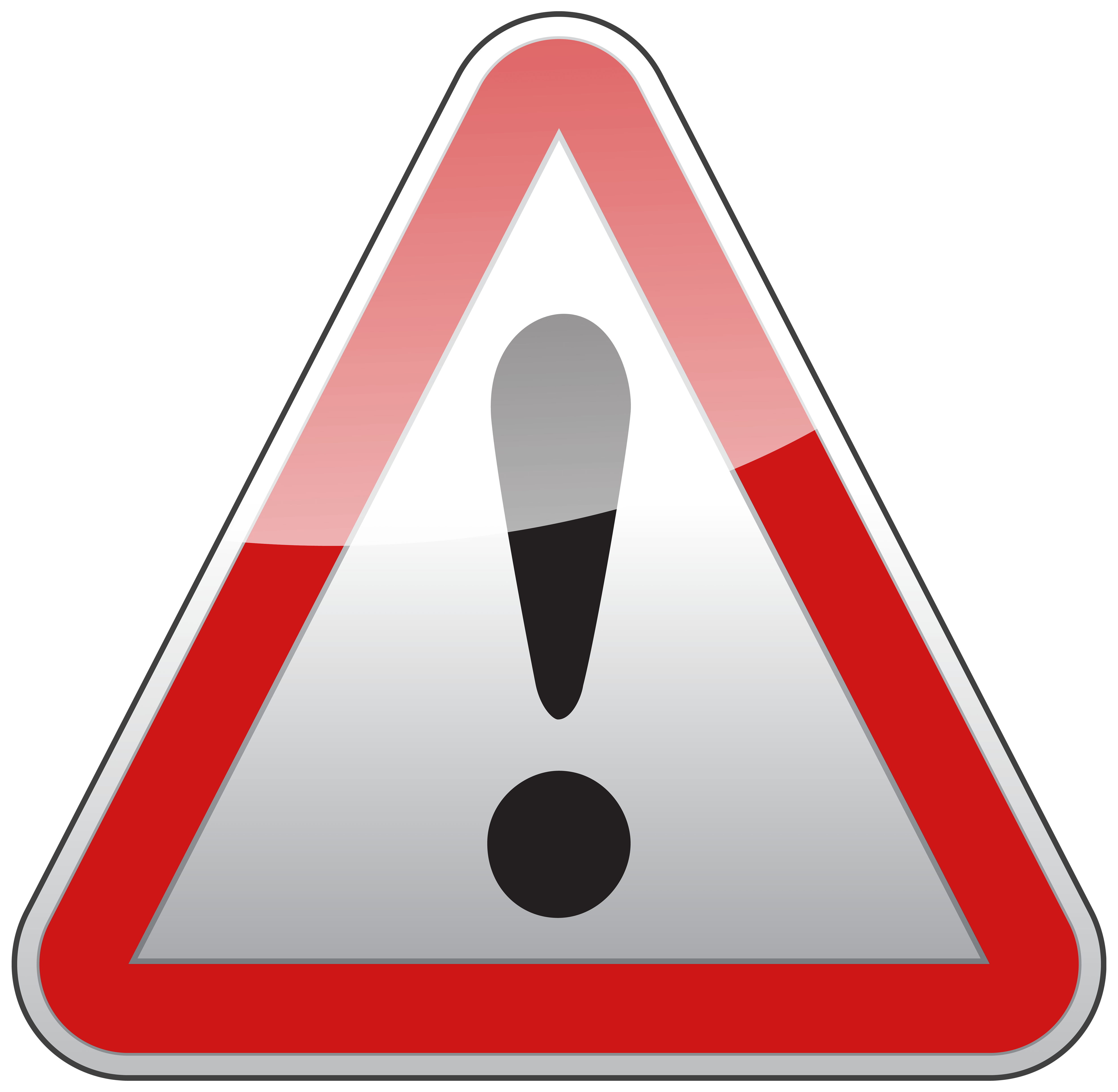Road Sign Board Png Warning Triangle Clipart Clipground