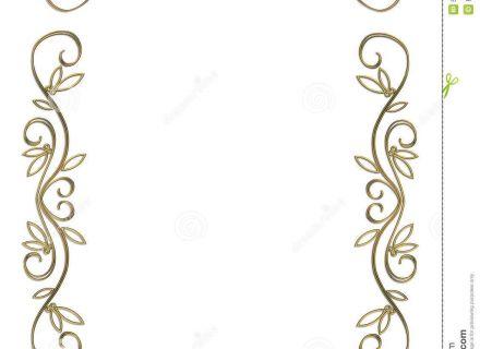 Frame Elegant Wedding Border Clipart Clipart Kid