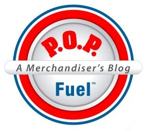 POP Fuel A Merchandisers Blog Logo