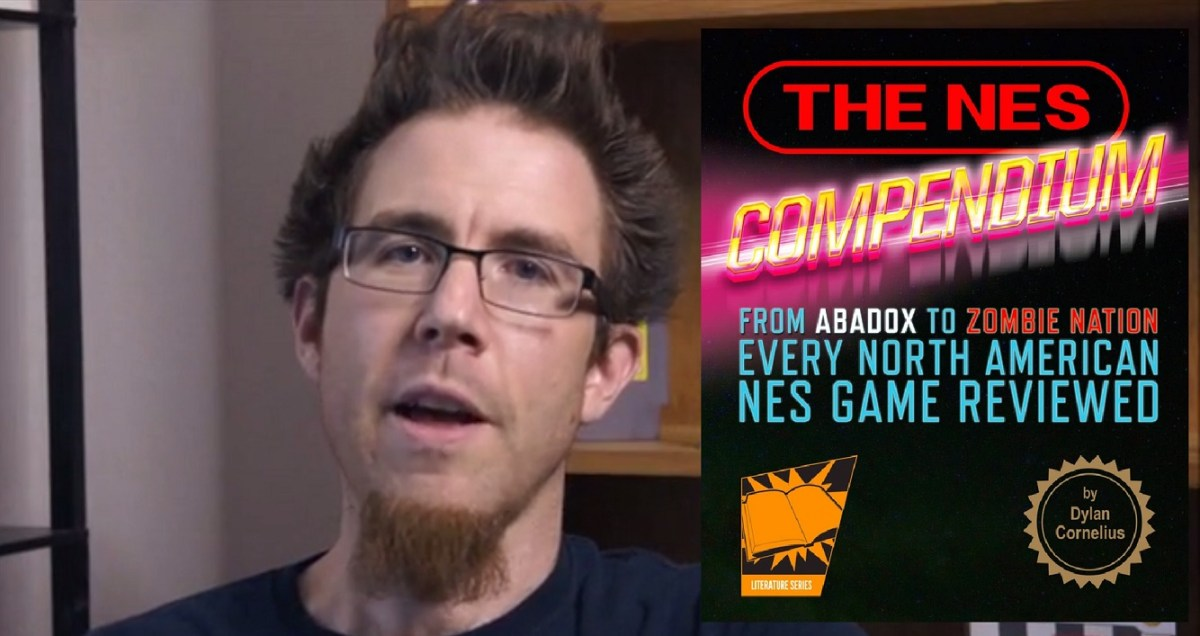 The NES Compendium and a Beautiful Head of Hair Hit Kickstarter