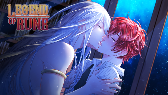 Yaoi Visual Novel Legend of Rune Gets Magical