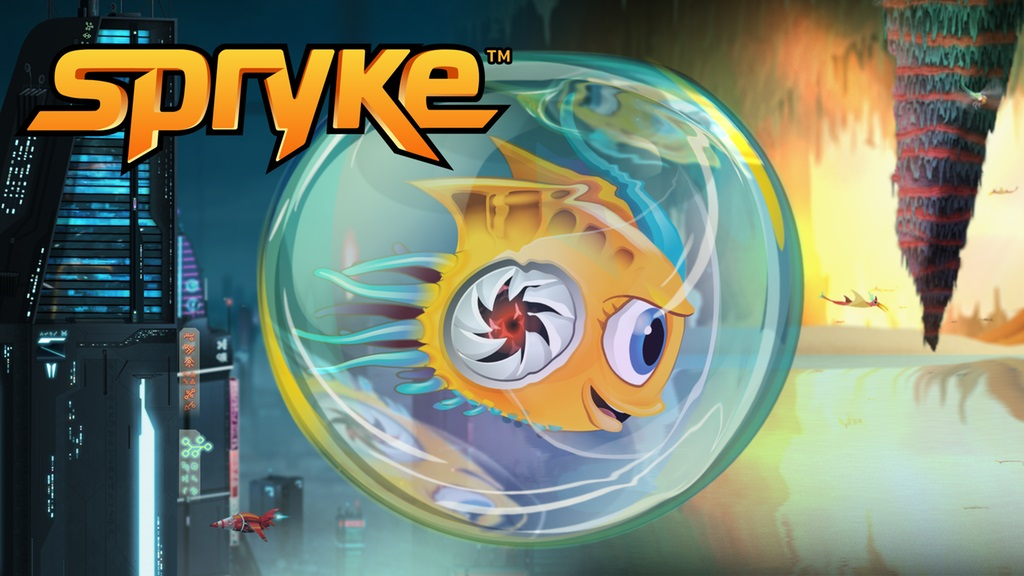 Spryke Deserves To Be The Next Iconic Platforming Star
